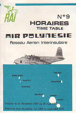 Air Polynesie 1969/11